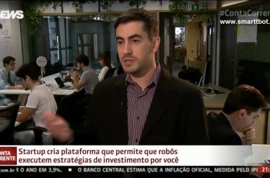 smarttbot robos investidores programa conta corrente globonws