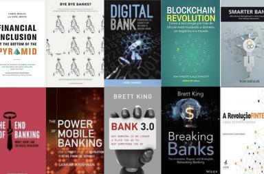 Livros sobre Fintech e digital Bank