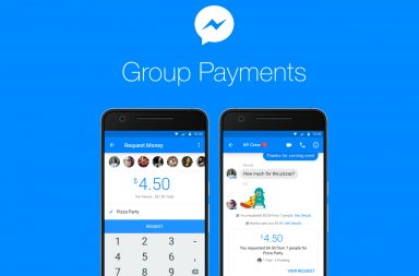 facebook pagamentos em grupo facebook messenger