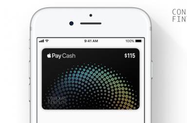 Cartão Apple Cash