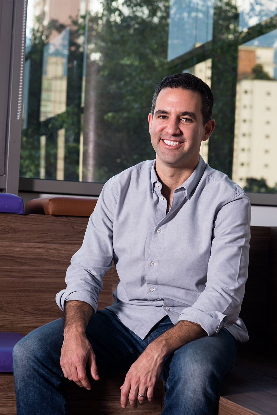 David Veléz, co-fundador do Nubank