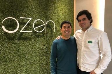 Sócios da Zen Finance