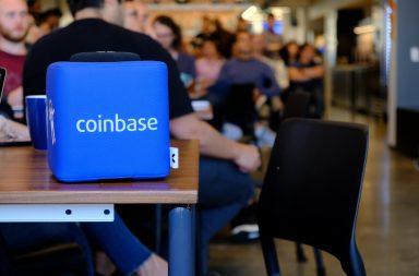 coinbase recebe aporte