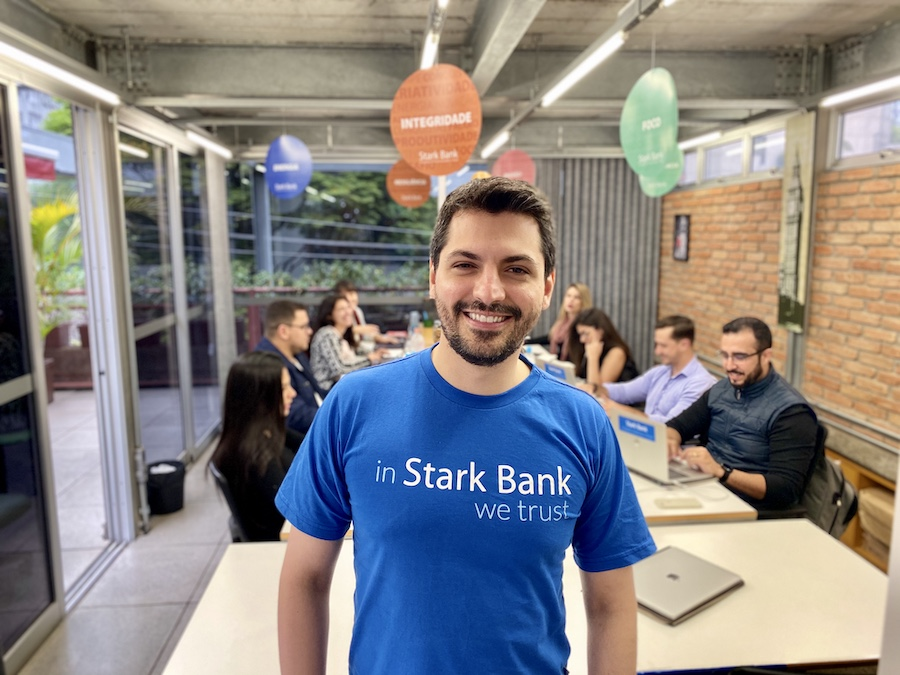 Stark Bank, o banco das startups